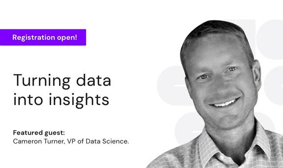 Turning data into insights