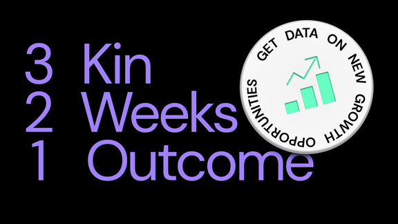 Data on new growth outcome sprint