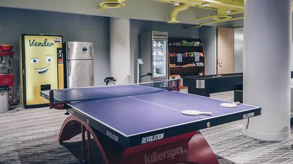 Chicago Office Table Tennis