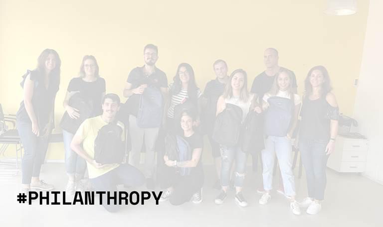 #philantropy
