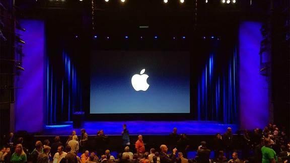 Apple WWDC Auditorium View