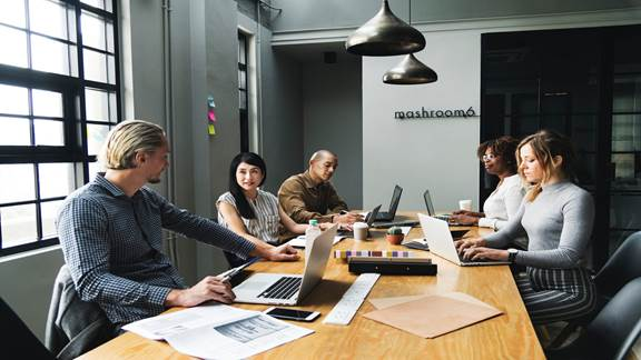 Effective agile team co-working