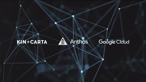 Accelerating modernization with Google Anthos