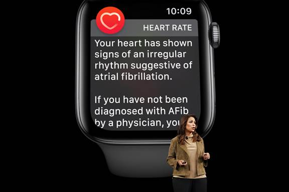 apple keynote event_sumbul desai health studies