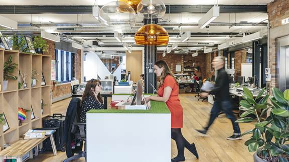 Kin + Carta Office