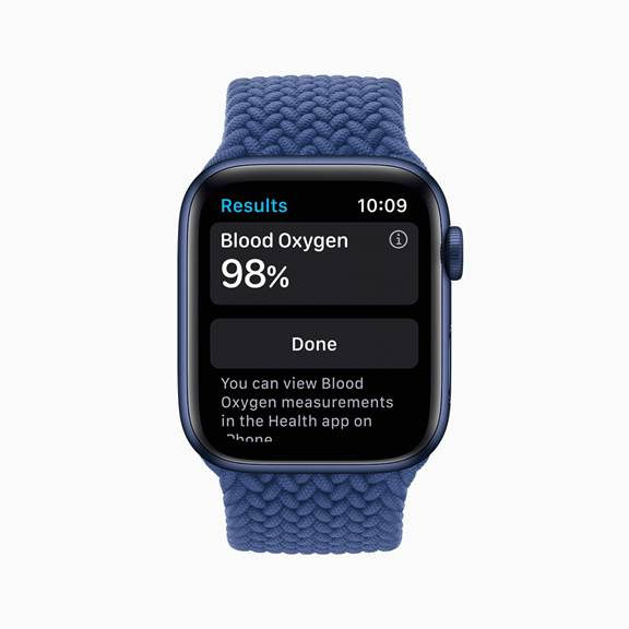 Apples new blood oxygen sensor feature revealed at Apple event 2020