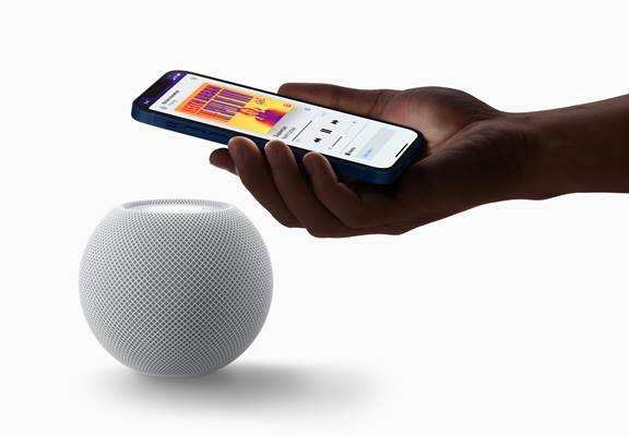 Homepod Apple syncing