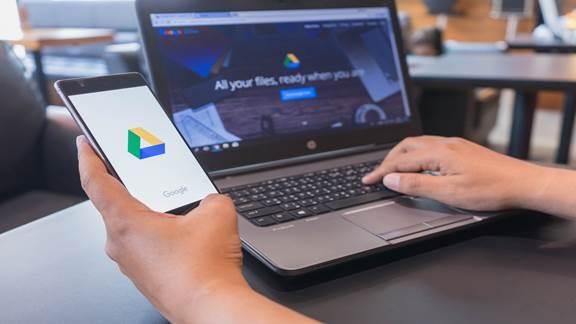 google drive authentication