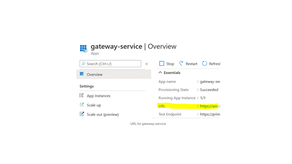 gateway service overview