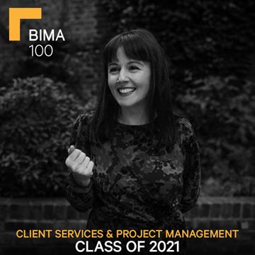 Jennifer Crowley headshot, BIMA 100 Class of 2021