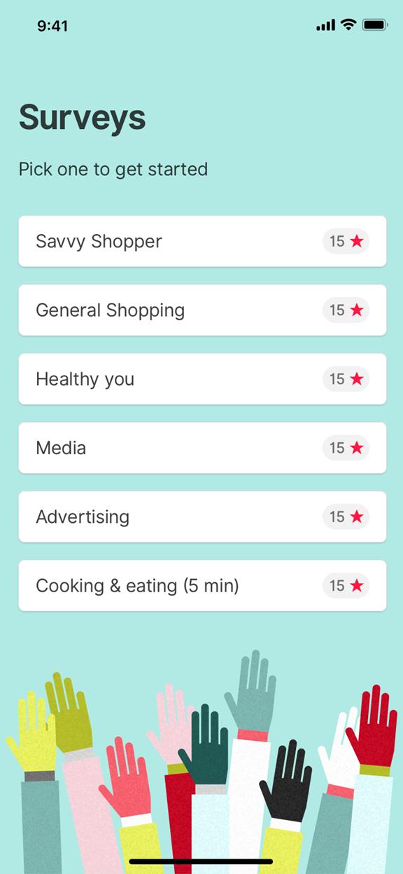 Dunnhumby mobile screenshot 4