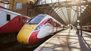 LNER digital transformation case study