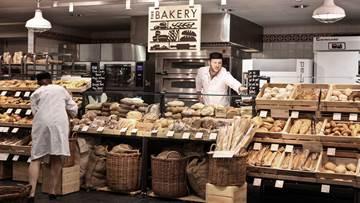 M&S bakery