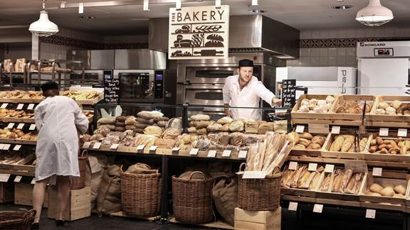 M&S bakery