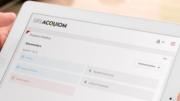 SRS Acquiom App