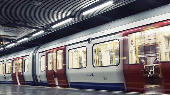 TfL Train Decelerator App Development - Kin + Carta
