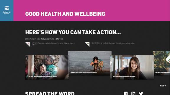 Kin + Carta Case Study - Unilever Here's How You Can Take Action