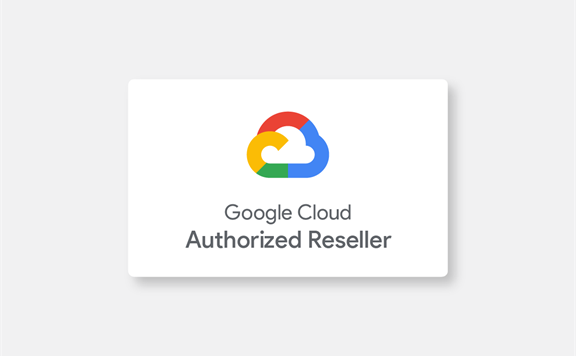 google authorized reseller