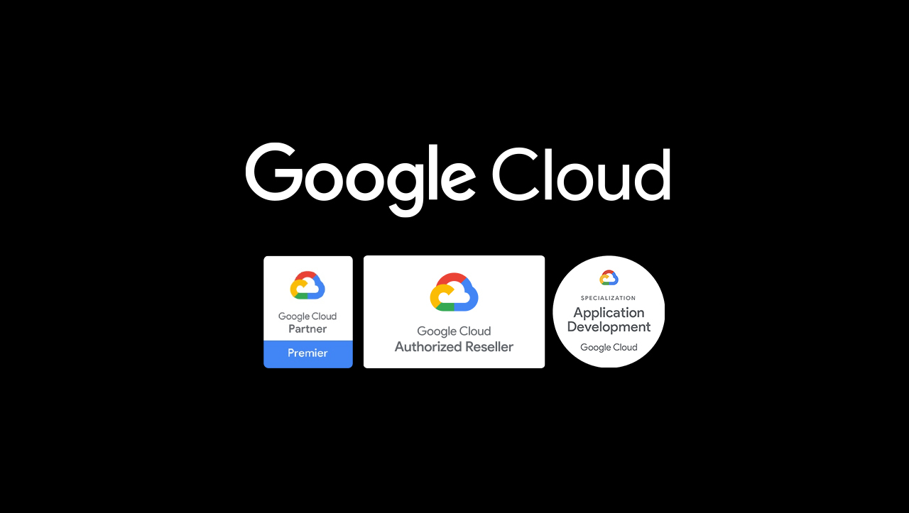 google cloud partner logo